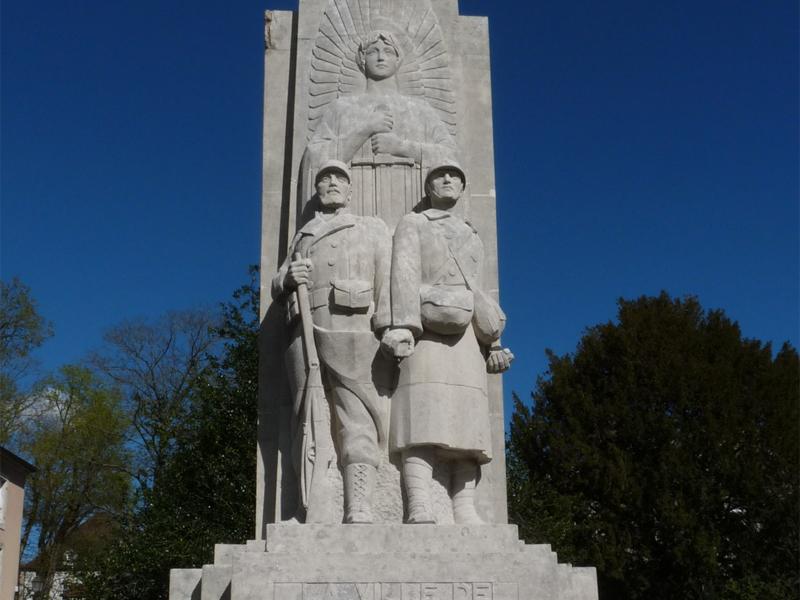 VISITE GUIDÉE – 1914 – 1918, LA GRANDE GUERRE À NEUFCHÂTEAU