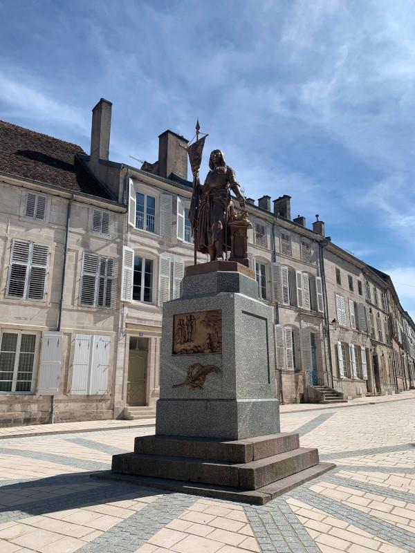 VISITE GUIDÉE – JEANNE D'ARC A NEUFCHÂTEAU