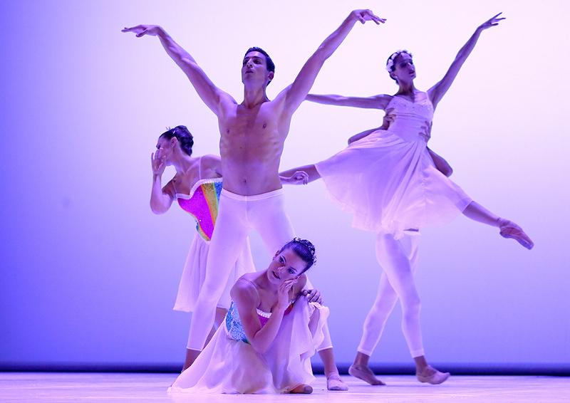 DANCE CLASSIQUE : LES QUATRE SAISONS LE BALLET