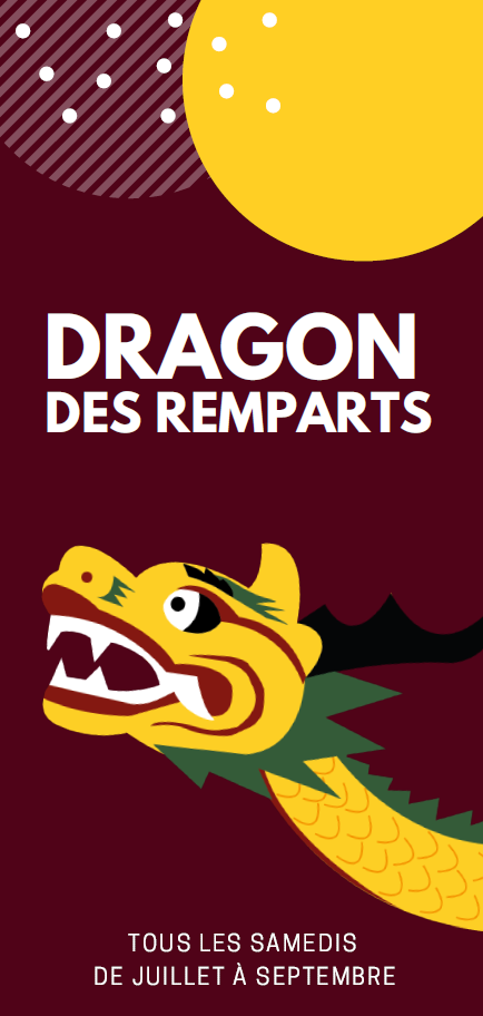 DRAGON DES REMPARTS