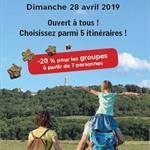Nancy : RANDONNEE ETOILE DE SION 2019