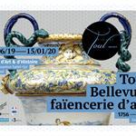 Nancy : TOUL BELLEVUE, FAIENCERIE D'ART 1756-1951