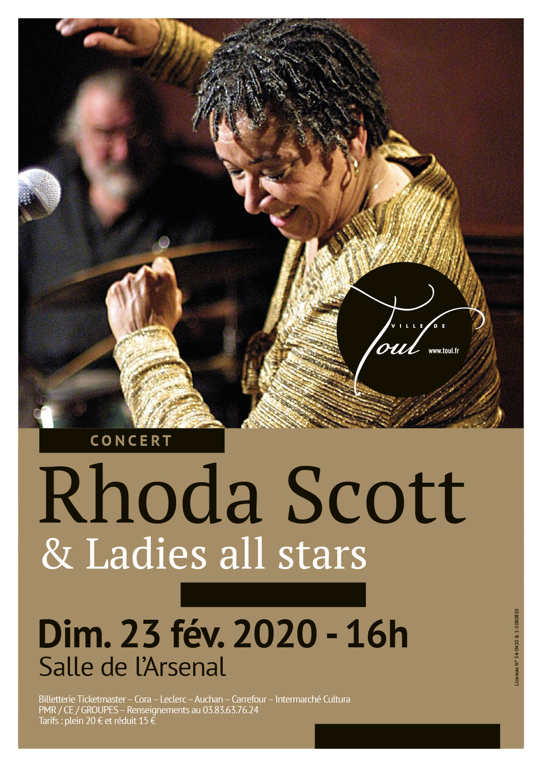 RHODA SCOTT & LADIES ALL STARS