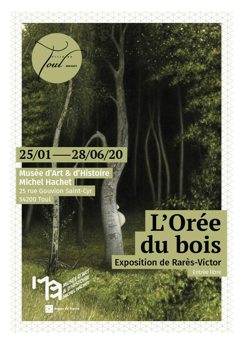 L'ORÉE DU BOIS - REPORTE